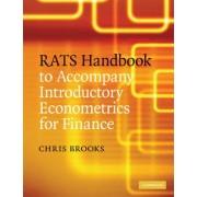 RATS Handbook to Accompany Introductory Econometrics for Finance by Chris Brooks