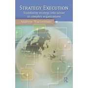 Strategy Execution by Andrew MacLennan