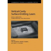 Vertical-Cavity Surface-Emitting Lasers by Carl W. Wilmsen