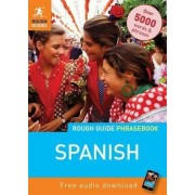 Rough Guide Phrasebook: Spanish by Rough Guides