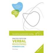 Succeed at Psychometric Testing: Practice Tests for Verbal Reasoning Intermediate by Simbo Nuga