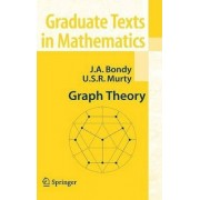 Graph Theory by Adrian Bondy