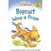 Biscuit Wins A Prize by Alyssa Satin Capucilli