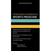 Oxford American Handbook of Sports Medicine by Domhnall MacAuley