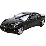 Maserati Gran Turismo Black 1/24 by Motormax 73361