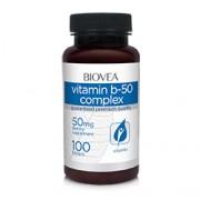 VITAMIN B-50 COMPLEX 50mg 100 Tablets