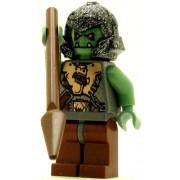 LEGO Castle Minifig Fantasy Era Troll Warrior 2 Orc