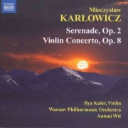 M. Karlowicz - Serenade For String Orche (0747313227471) (1 CD)