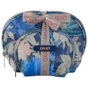Oilily Flower Field Cosmetic Bag Package Kosmetiktasche