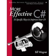 More Effective C# by Bill Wagner