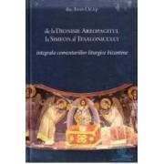 Integrala comentariilor liturgice bizantine de la Dionisie la Simeon - Ioan U. Ica