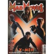 Mad Movies N° 126 / X-Men, Le Pacte Des Loups