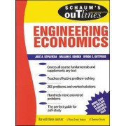 Schaums Outline of Engineering Economics (EBOOK) by Jose A. Sepulveda