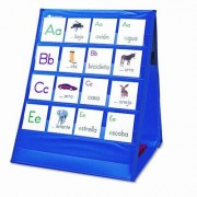 LEARNING RESOURCES Tabletop Pocket Chart LRNLER2523
