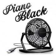 Ventilator USB TVE 1D, culoare neagra
