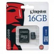 Kingston carte mémoire microsd sdhc 16 go ( classe 4 ) d'origine pour Acer Liquid z4 duo