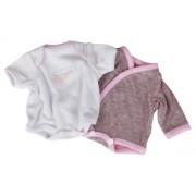 Gotz 3402008 Body Set, doll clothing fits baby dol