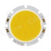 5W 450LM 3200K Warm White Light COB LED Round Module (DC 15~18V)