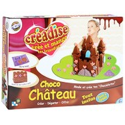 Mgm - 003.241 - Creativo Kit Recreation - Creadise - Box Choco Princess Castle