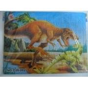 Dinoszaurusz Puzzle