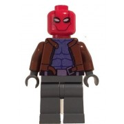 Lego Custom Printed Red Hood Minifig Dc Batman Super Hero Villain Jason Todd