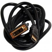 Kabel HDMI - DVI 3m