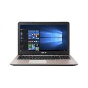 Asus A555LF-XX150T 15.6-inch Laptop (Core i3 4005U/4GB/1TB/Windows 10/Nvidia GeForce 930M Graphics), Dark Brown