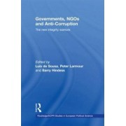 Governments, NGOs and Anti-Corruption by Luis De Sousa
