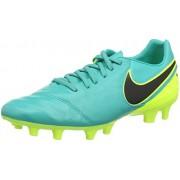 Nike Tiempo Mystic V Fg, Zapatillas de Fútbol Entrenamiento para Hombre, Turquesa (Clear Jade/Volt/Black)