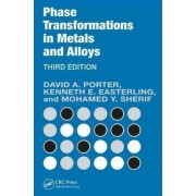Phase Transformations in Metals and Alloys by David A. Porter