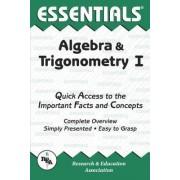 Algebra and Trigonometry: v.1 by Rea
