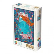 D-TOYS 4 - Puzzle 1000 Andrea Kurti - 04 Sleeping Beauty