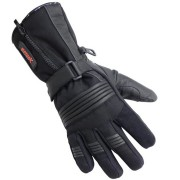 Motorkárske rukavice zimné M