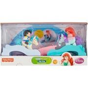 Fisher-Price Disney Little People Klip Klop Ariel & Prince Eric