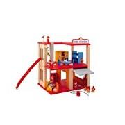 Sevi Fire Station Play Set