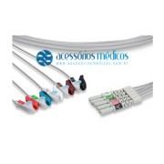 RABICHO 5 VIAS COMPATÍVEL DATASCOPE® (NQA-E011) / Registro Anvisa 80787710012 - NQA-E011