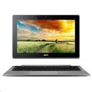 """Acer Aspire Switch 11V SW5-173-62VC Intel-M5Y10(2.00GHz) 4GB 128GB+500GB 11.6"""" FHD IPS 5Mpx Win10 klavesnica fialová/č"""