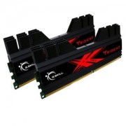 Memorie G.Skill Trident 8GB (2x4GB) DDR3 PC3-19200 CL10 1.65V 2400MHz Intel Z97 Ready XMP 1.3 Dual Channel Kit, F3-2400C10D-8GTD