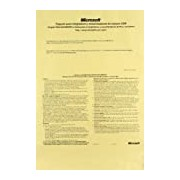 Microsoft Windows Small Business Server 2008 Standard, OEM 1pk Device CAL, SP
