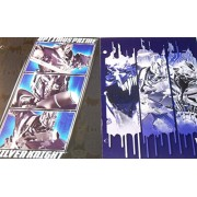 Transformers Age Of Extinction 2 Folder Set ~ Power Forward, The Power To Transform