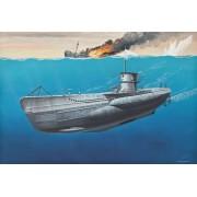 Macheta submarin Revell German Submarine Type VII C - 05093