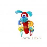 Бебешка играчка куче Babyono 1136