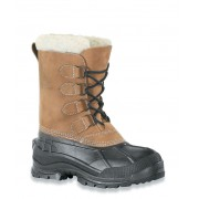 Kamik Alborg - Tan-Brun Pale - Winterstiefel UK 9