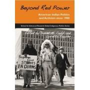 Beyond Red Power by Daniel M Cobb