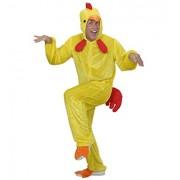 Widmann - Costume da Pollo in Peluche, in Taglia M/L