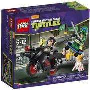 LEGO Teenage Mutant Ninja Turtles Karai Bike Escape Building Set (79118)