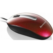 Mouse optic Lenovo M3803 USB Rosu