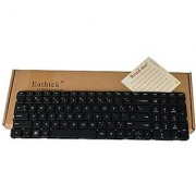 Eathtek Replacement Keyboard without Frame for HP ENVY dv6-7000 dv6-7100 dv6-7200 dv6-7300 dv6-7210us dv6-7211nr dv6-7246us dv6-7292nr dv6-7312nr dv6-7216tx series Black US Layout