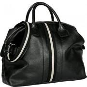 PICARD Herren Tasche Sporttasche Leder schwarz