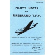 Air Ministry Pilot's Notes: Firebrand TF V by Air Ministry